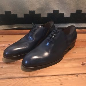 Fratelli Rossetti Leather Lace Up. Size 7.5